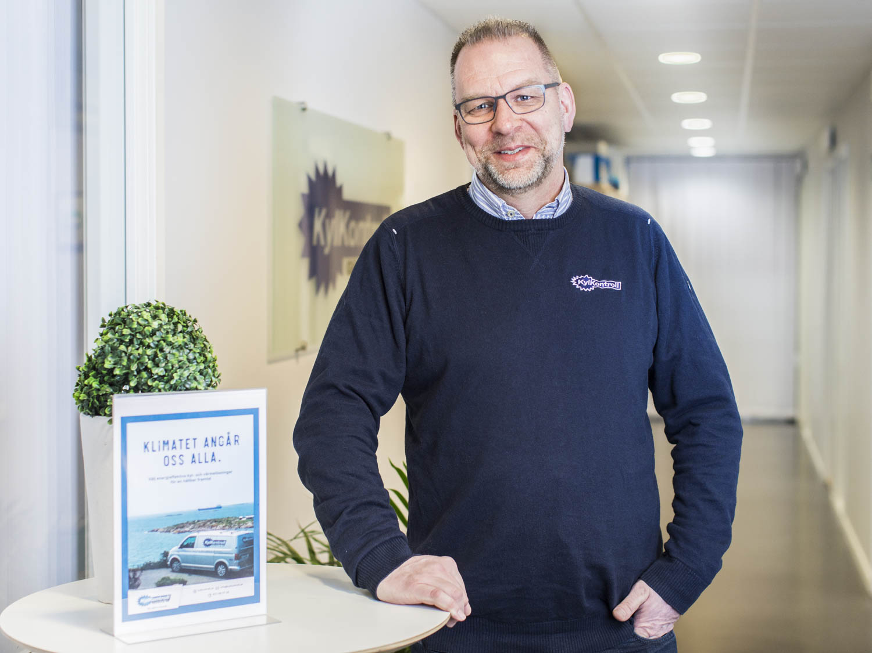 teknisk försäljning serviceavtal peter malmström kylkontroll