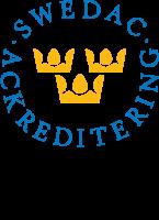 certifiering kontrollorgan swedac